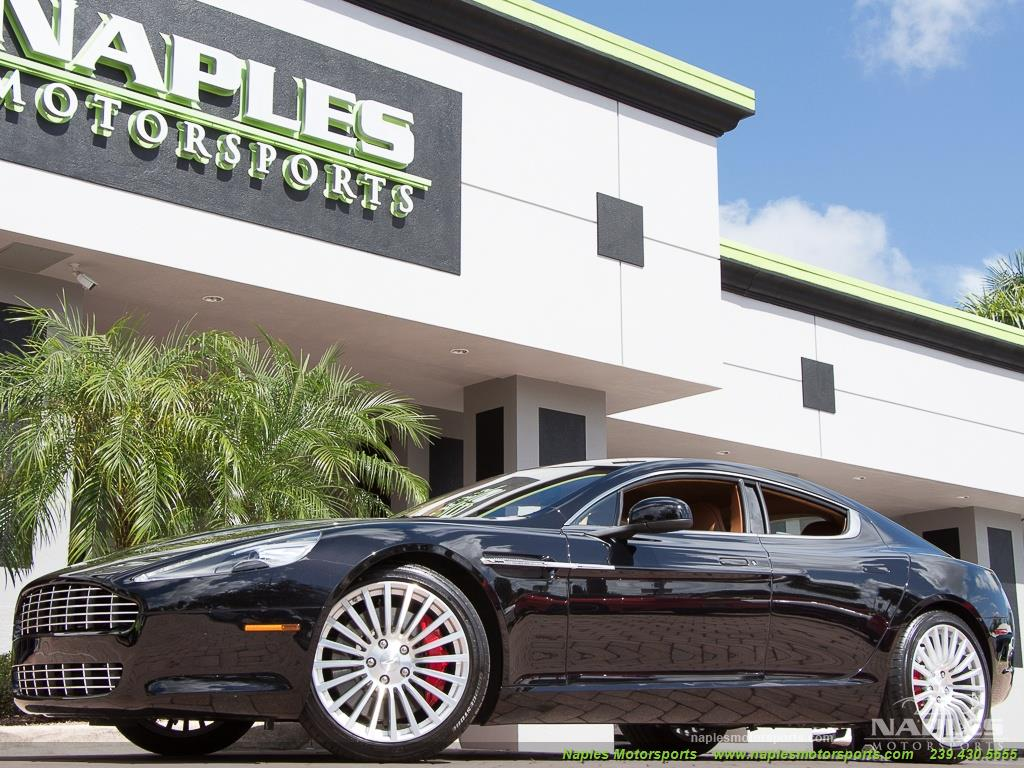 2011 Aston Martin Rapide - Photo 13 - Naples, FL 34104