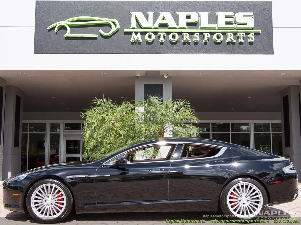 2011 Aston Martin Rapide - Photo 7 - Naples, FL 34104