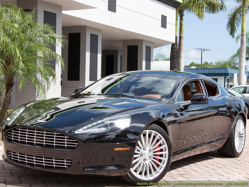 2011 Aston Martin Rapide - Photo 15 - Naples, FL 34104