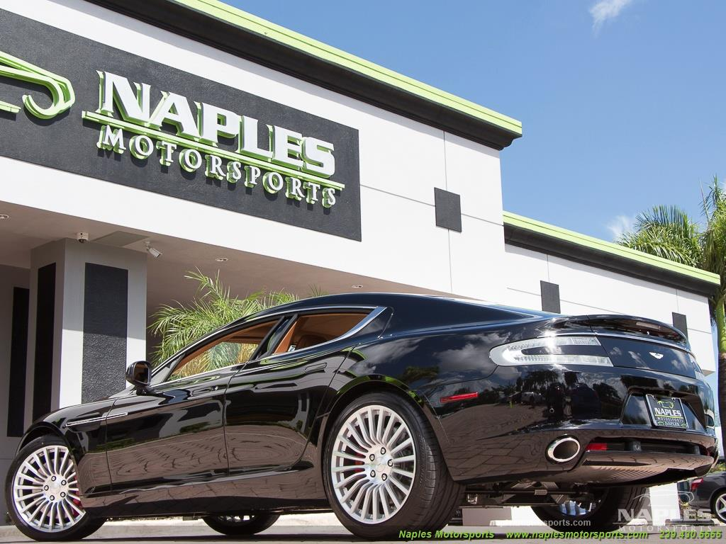 2011 Aston Martin Rapide - Photo 40 - Naples, FL 34104