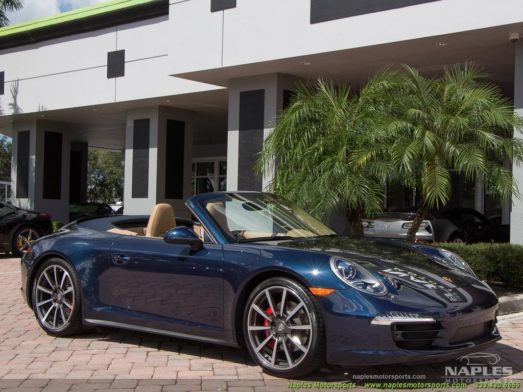 2013 Porsche 911 Carrera 4S Cabriolet - Photo 22 - Naples, FL 34104