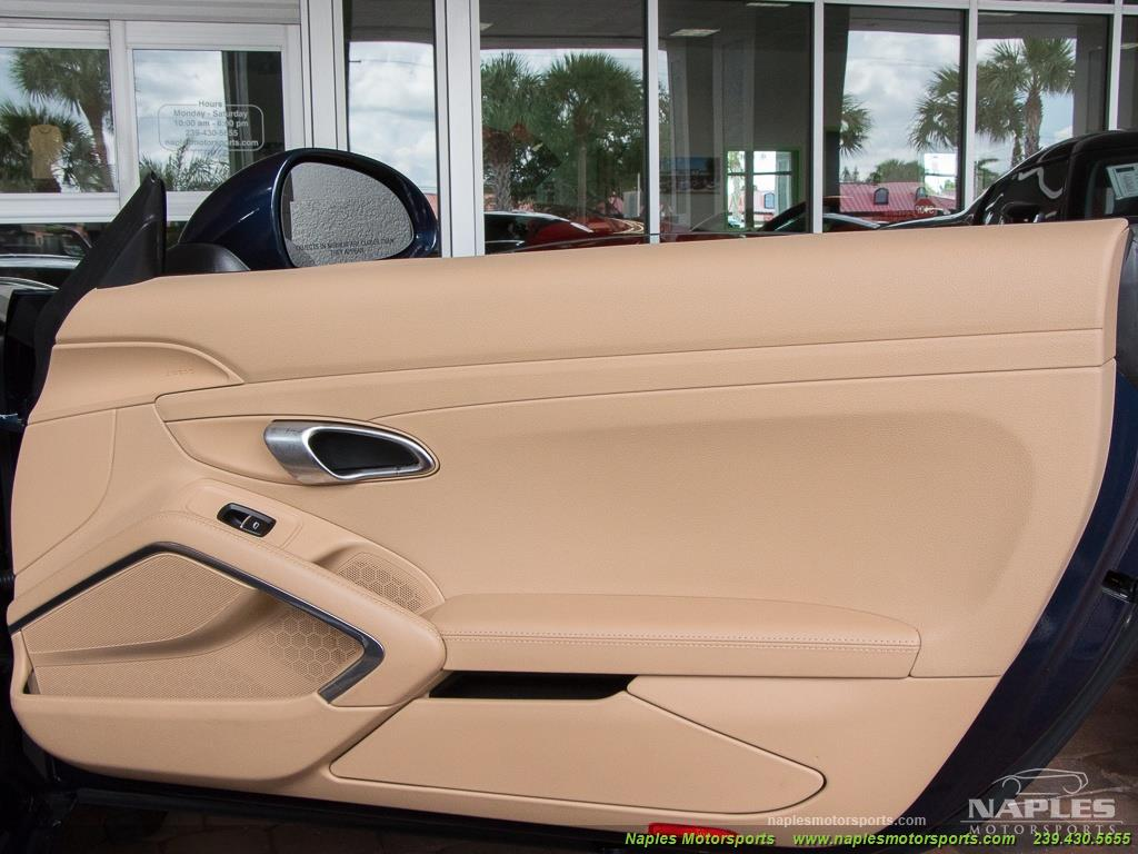 2013 Porsche 911 Carrera 4S Cabriolet - Photo 56 - Naples, FL 34104