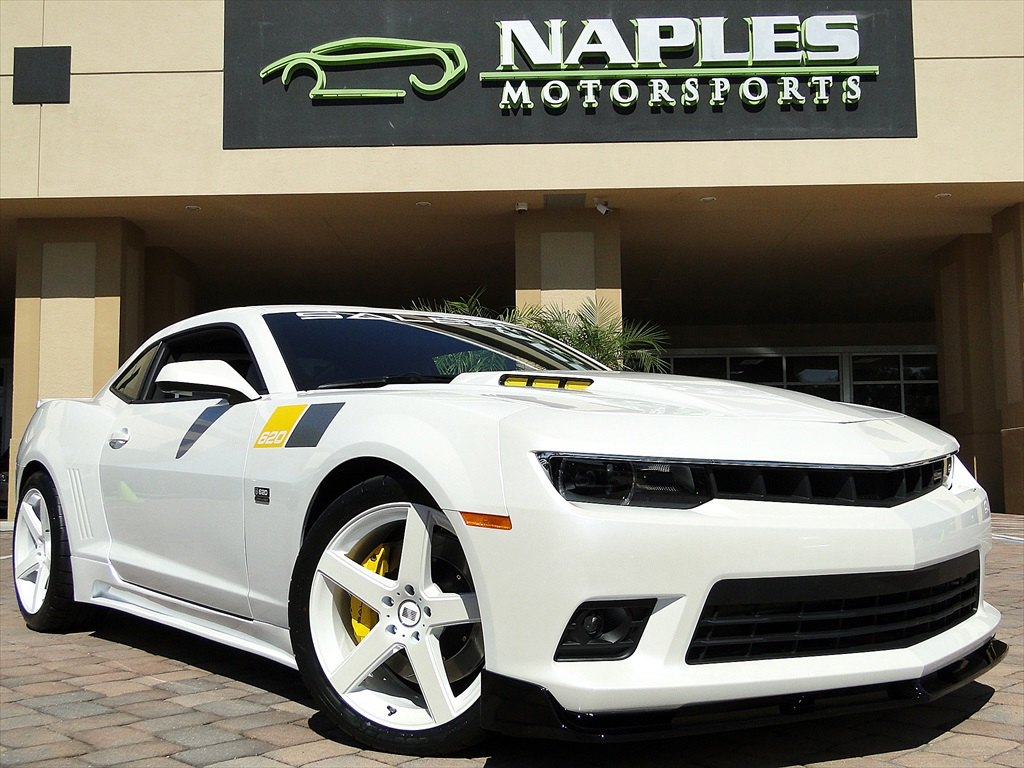 2014 Chevrolet Camaro Saleen 620 SA30 Anniversary - Photo 36 - Naples, FL 34104