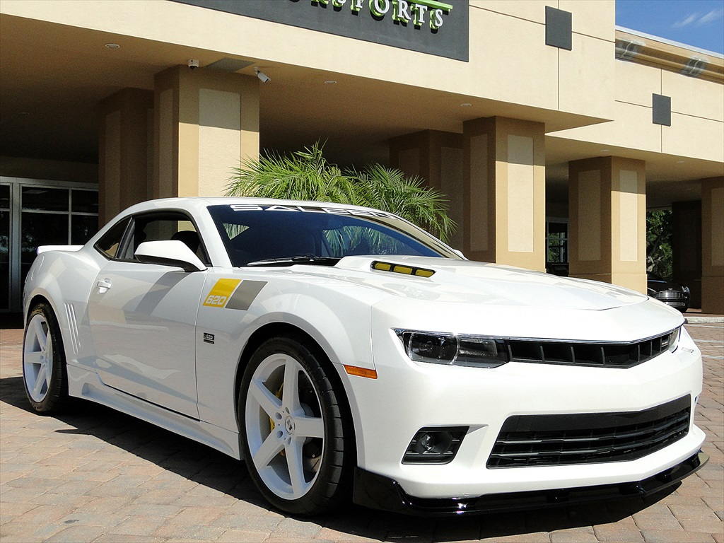 2014 Chevrolet Camaro Saleen 620 SA30 Anniversary - Photo 45 - Naples, FL 34104