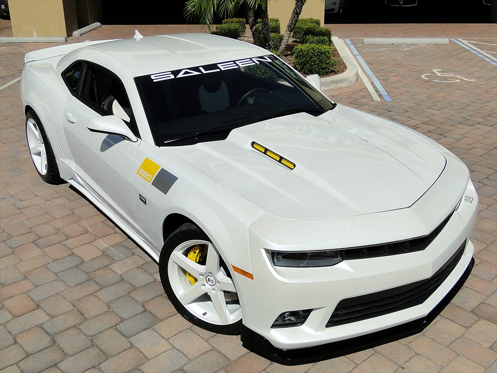 2014 Chevrolet Camaro Saleen 620 SA30 Anniversary - Photo 5 - Naples, FL 34104
