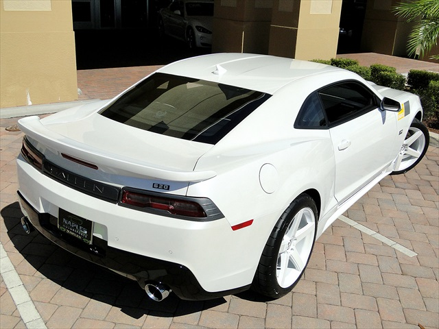 2014 Chevrolet Camaro Saleen 620 SA30 Anniversary - Photo 4 - Naples, FL 34104