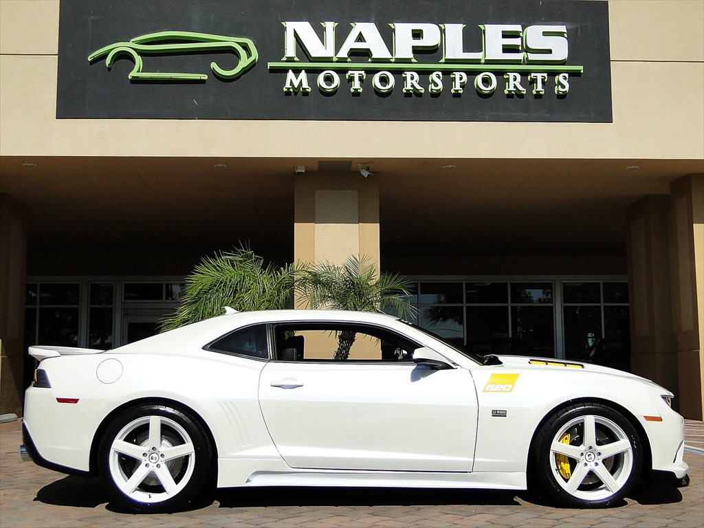 2014 Chevrolet Camaro Saleen 620 SA30 Anniversary - Photo 20 - Naples, FL 34104