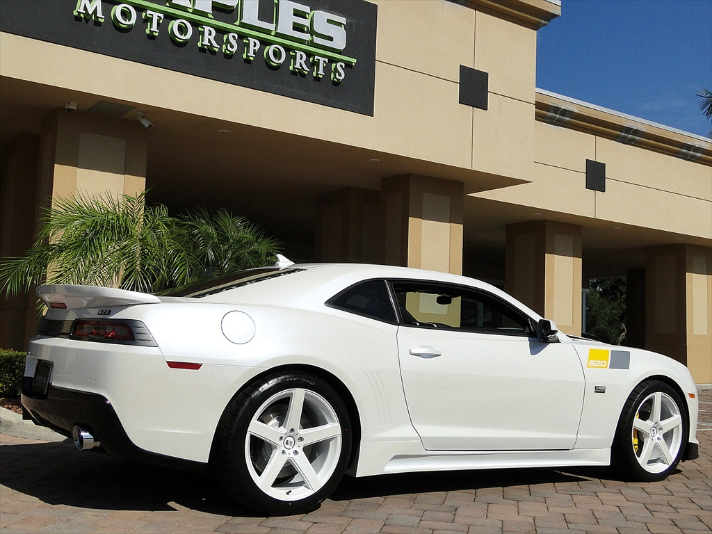 2014 Chevrolet Camaro Saleen 620 SA30 Anniversary - Photo 37 - Naples, FL 34104