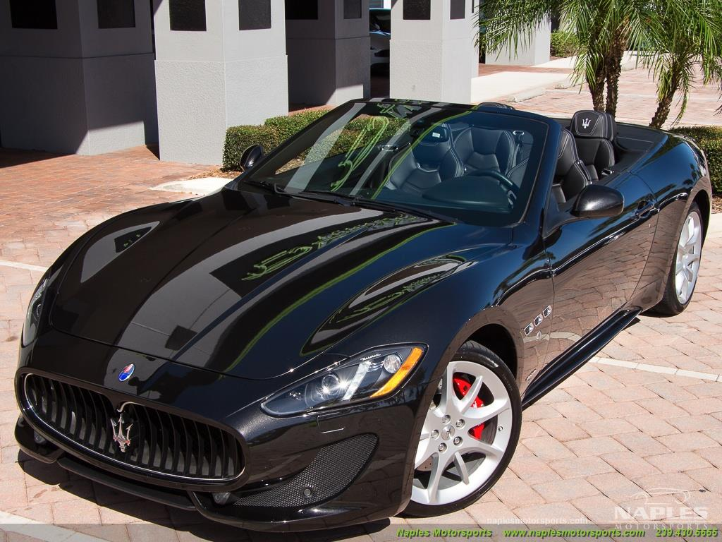 2014 Maserati Gran Turismo - Photo 13 - Naples, FL 34104