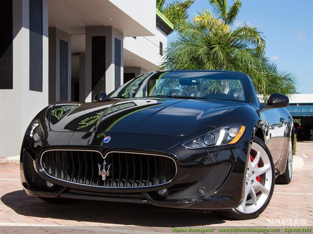 2014 Maserati Gran Turismo - Photo 4 - Naples, FL 34104