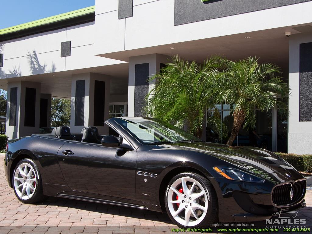 2014 Maserati Gran Turismo - Photo 41 - Naples, FL 34104