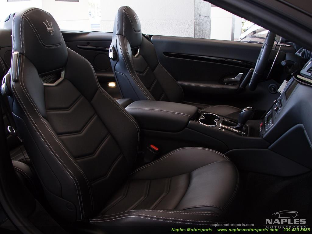 2014 Maserati Gran Turismo - Photo 30 - Naples, FL 34104