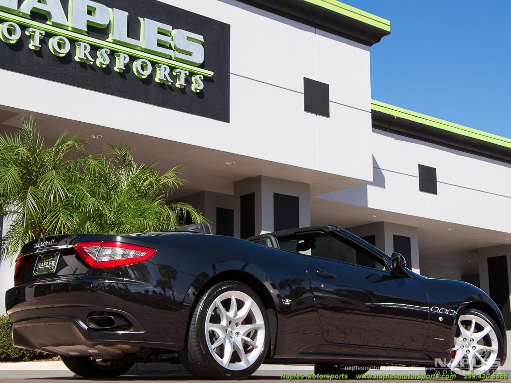 2014 Maserati Gran Turismo - Photo 21 - Naples, FL 34104