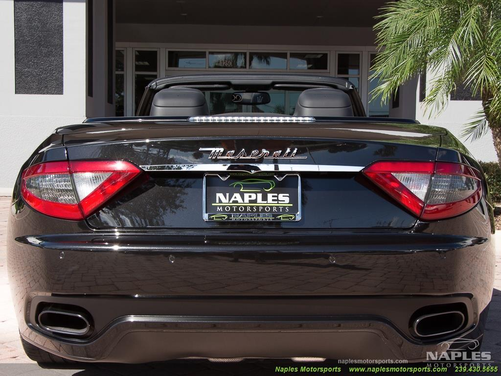 2014 Maserati Gran Turismo - Photo 49 - Naples, FL 34104