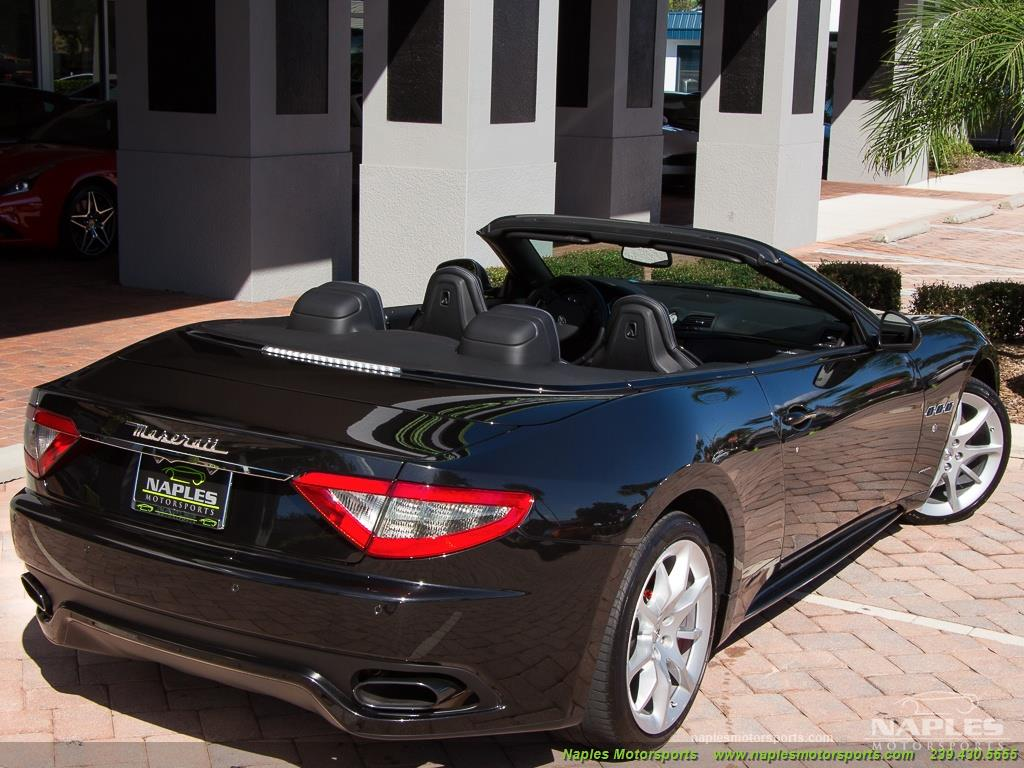 2014 Maserati Gran Turismo - Photo 53 - Naples, FL 34104