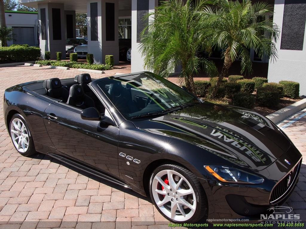 2014 Maserati Gran Turismo - Photo 42 - Naples, FL 34104