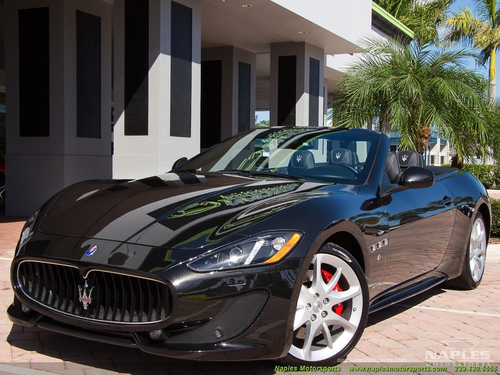 2014 Maserati Gran Turismo - Photo 15 - Naples, FL 34104