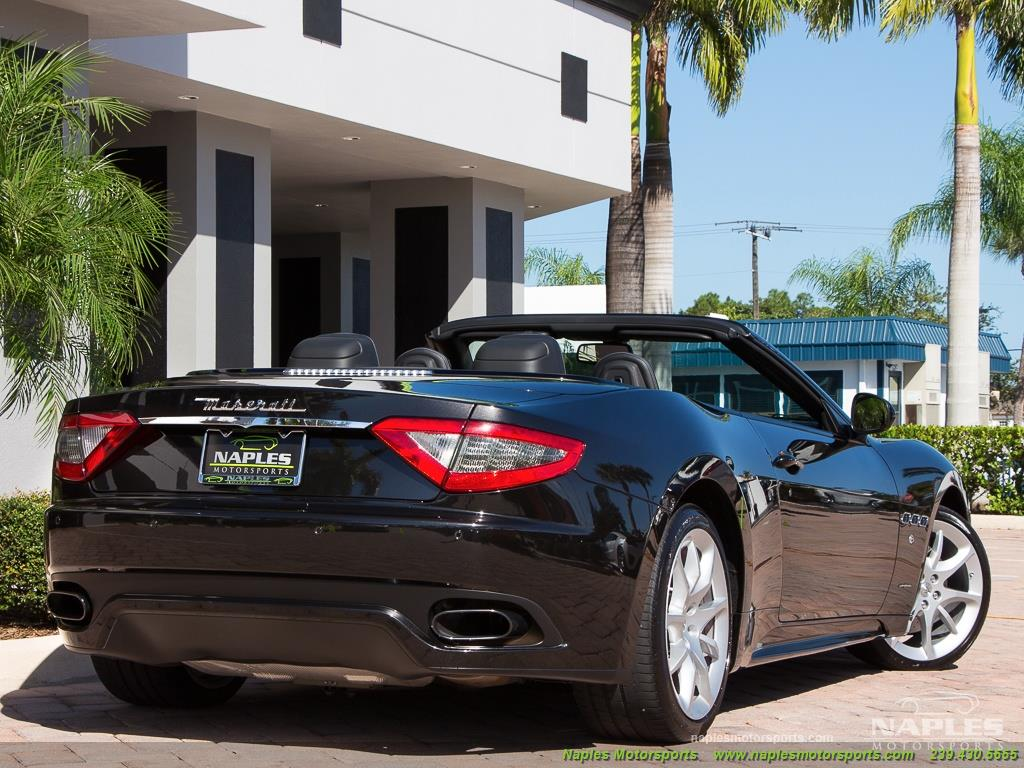 2014 Maserati Gran Turismo - Photo 43 - Naples, FL 34104