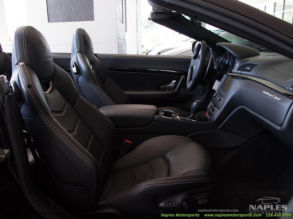 2014 Maserati Gran Turismo - Photo 33 - Naples, FL 34104