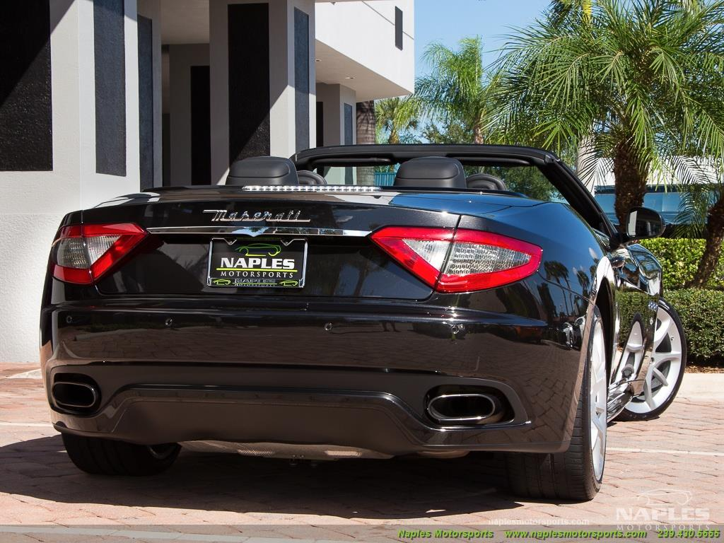 2014 Maserati Gran Turismo - Photo 54 - Naples, FL 34104