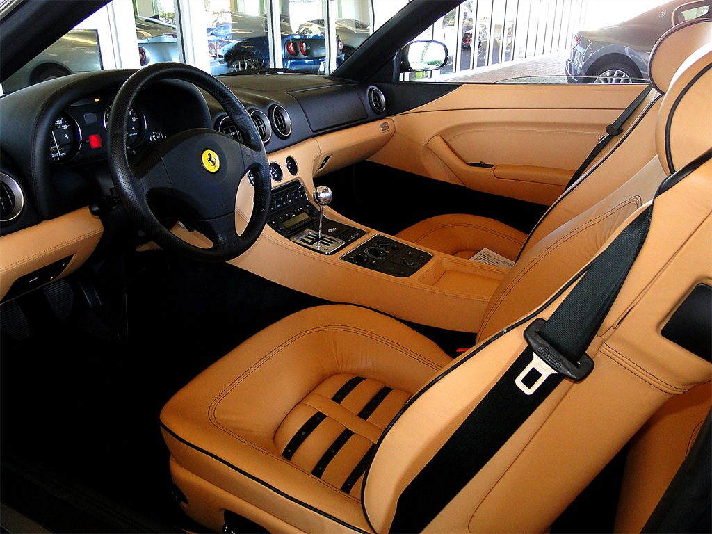 2001 ferrari 456 456m gt photo 6 naples fl 34104