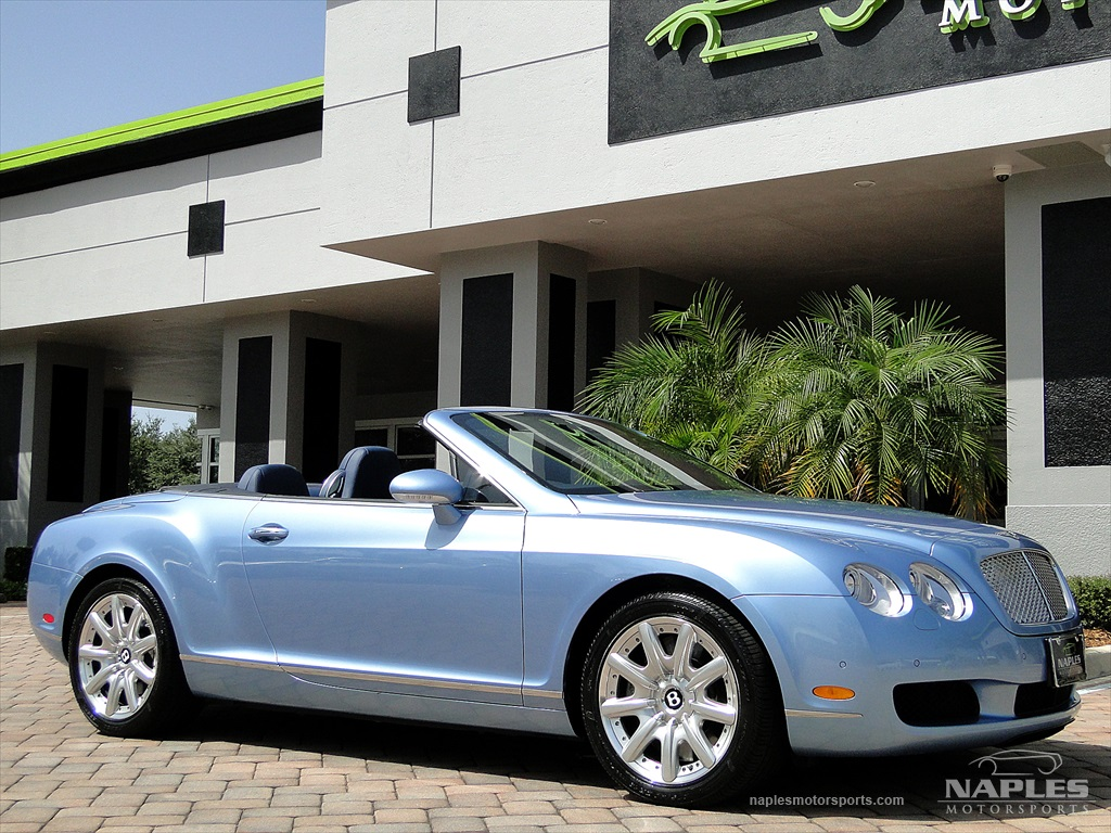 2007 Bentley Continental GT GTC - Photo 7 - Naples, FL 34104