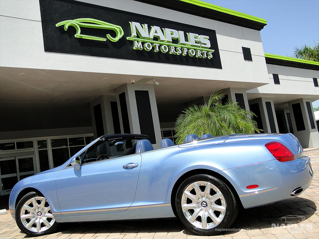 2007 Bentley Continental GT GTC - Photo 35 - Naples, FL 34104