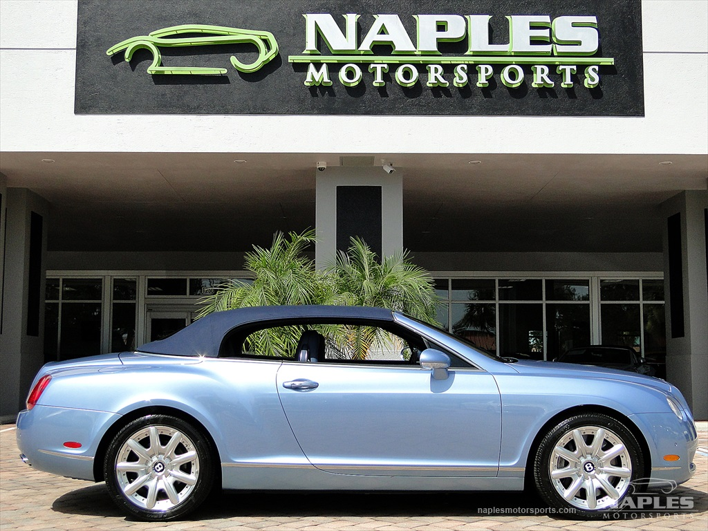 2007 Bentley Continental GT GTC - Photo 51 - Naples, FL 34104