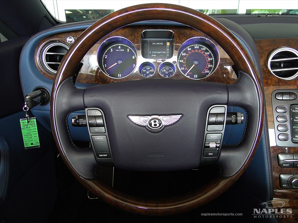 2007 Bentley Continental GT GTC - Photo 16 - Naples, FL 34104