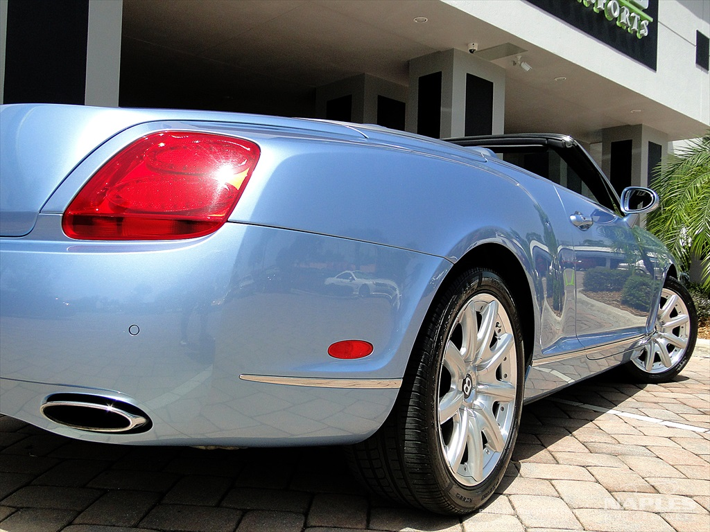 2007 Bentley Continental GT GTC - Photo 41 - Naples, FL 34104