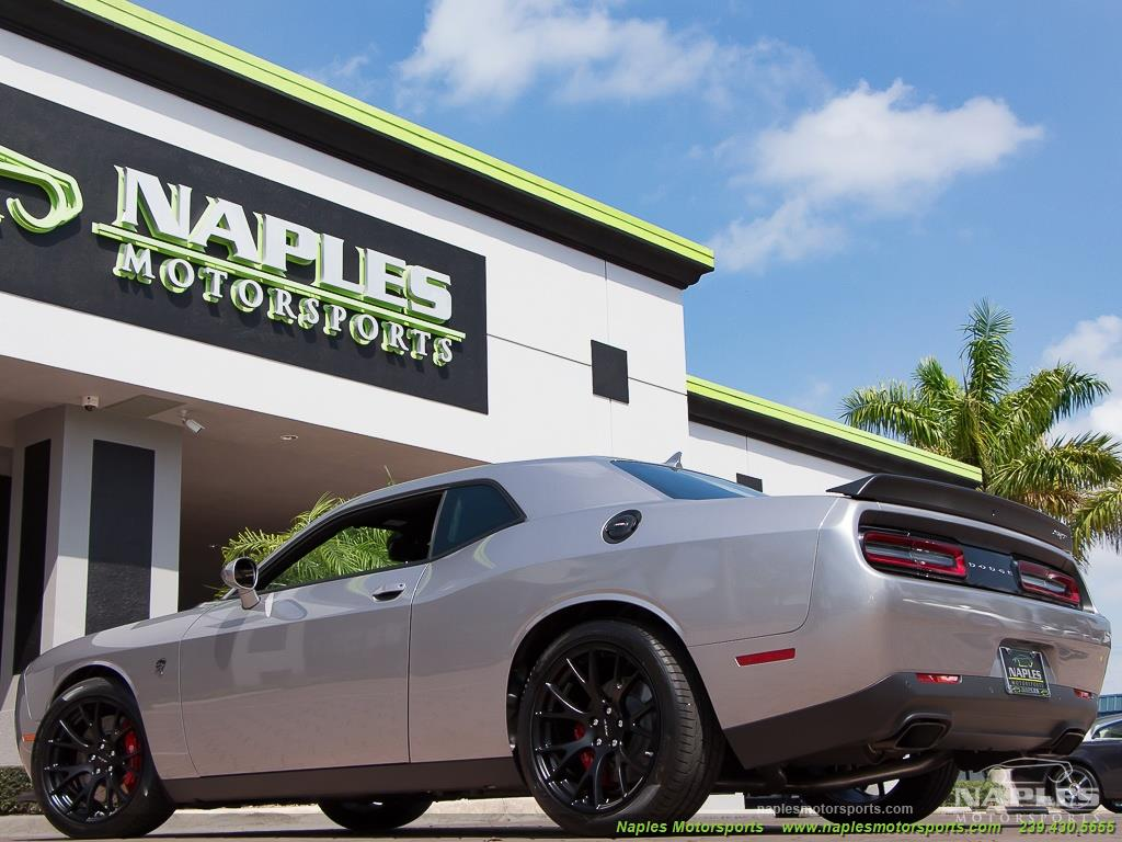2015 dodge challenger srt hellcat for Motor vehicle naples fl