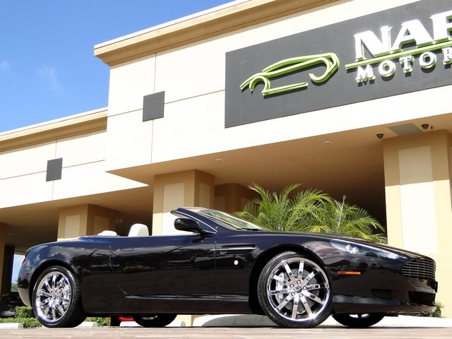 2006 Aston Martin DB9 Volante - Photo 6 - Naples, FL 34104