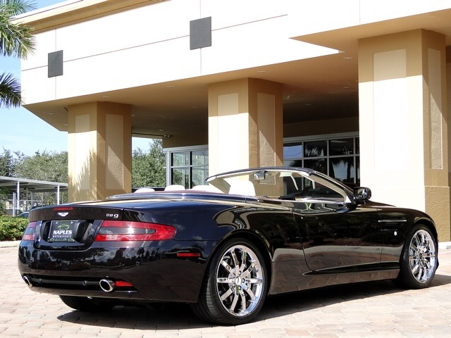 2006 Aston Martin DB9 Volante - Photo 36 - Naples, FL 34104