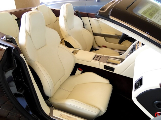 2006 Aston Martin DB9 Volante - Photo 27 - Naples, FL 34104