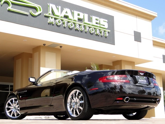 2006 Aston Martin DB9 Volante - Photo 11 - Naples, FL 34104
