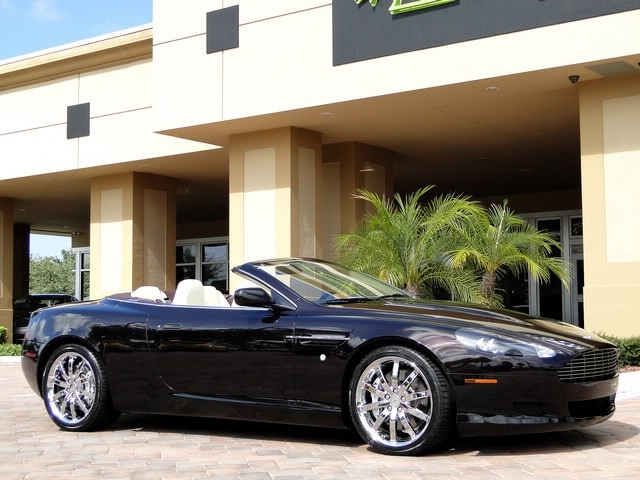 2006 Aston Martin DB9 Volante - Photo 9 - Naples, FL 34104