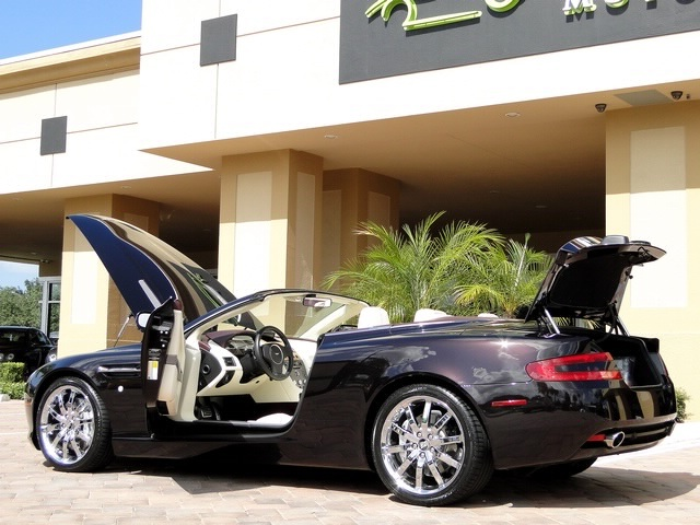 2006 Aston Martin DB9 Volante - Photo 55 - Naples, FL 34104