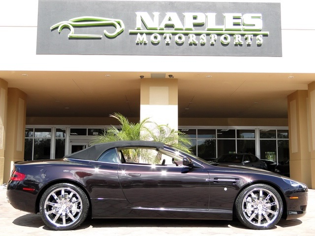 2006 Aston Martin DB9 Volante - Photo 51 - Naples, FL 34104
