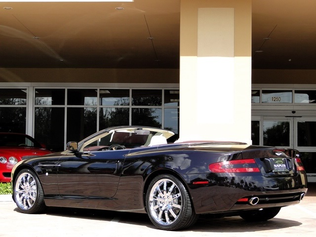 2006 Aston Martin DB9 Volante - Photo 40 - Naples, FL 34104