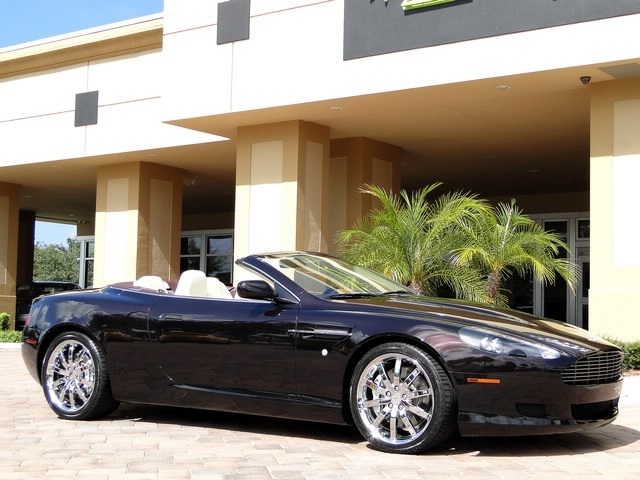 2006 Aston Martin DB9 Volante - Photo 38 - Naples, FL 34104