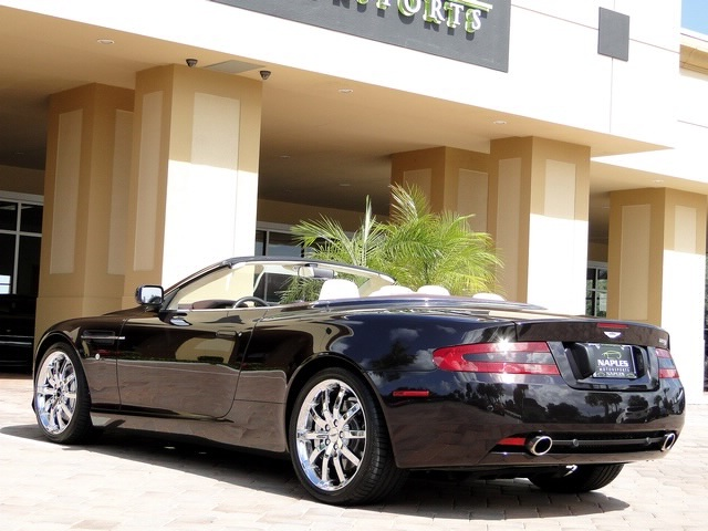 2006 Aston Martin DB9 Volante - Photo 34 - Naples, FL 34104