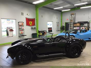 1965 Replica/Kit Backdraft Racing Shelby Cobra Supercharged Convertible