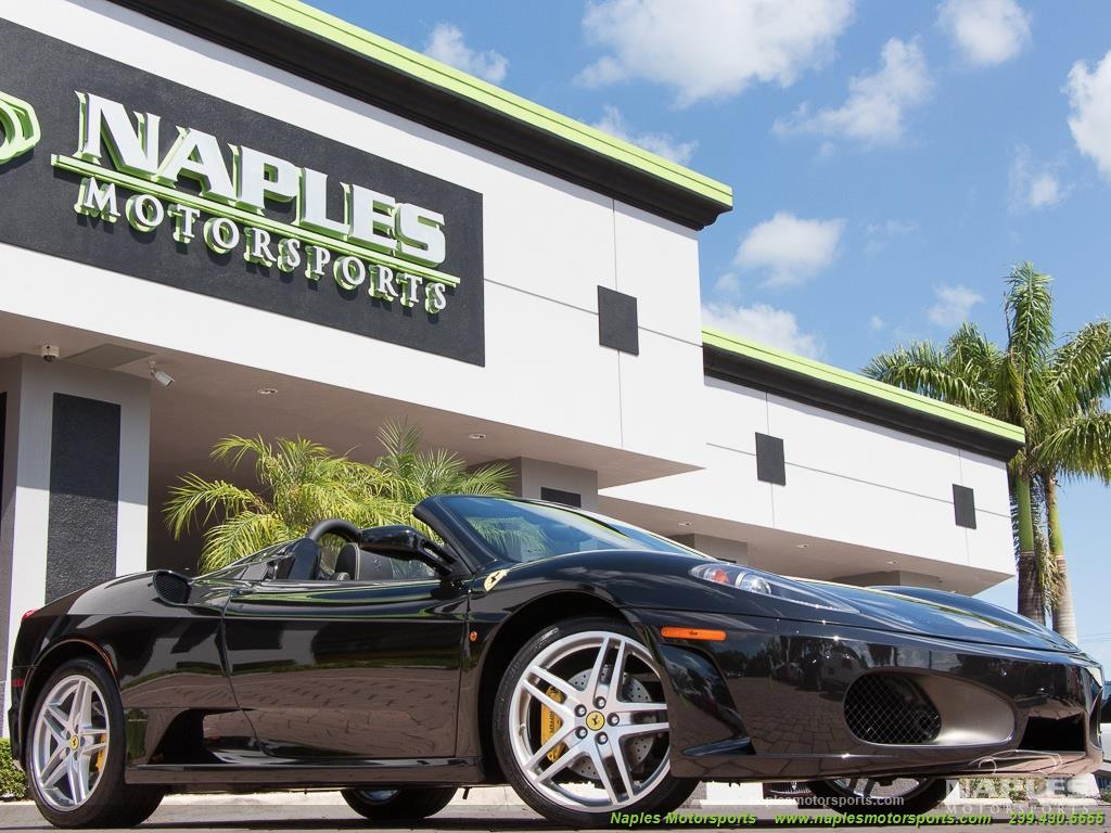 2007 Ferrari F430 Spider F1 2 Door Convertible 360 430