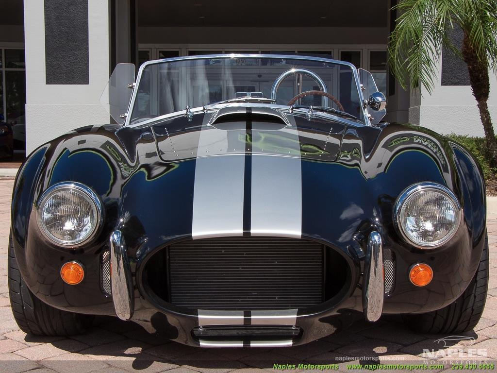 1965 Replica/Kit BackDraft Racing Shelby Cobra Replica - Photo 34 - Naples, FL 34104