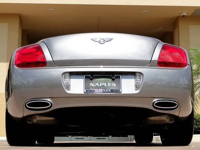 2008 Bentley Continental GT GTC - Photo 20 - Naples, FL 34104