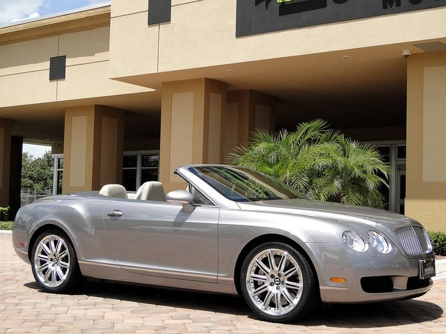 2008 Bentley Continental GT GTC - Photo 58 - Naples, FL 34104