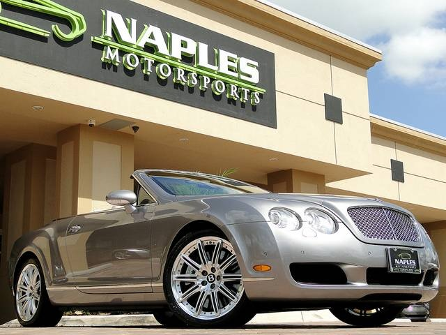 2008 Bentley Continental GT GTC - Photo 16 - Naples, FL 34104