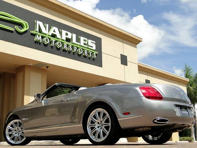 2008 Bentley Continental GT GTC - Photo 22 - Naples, FL 34104