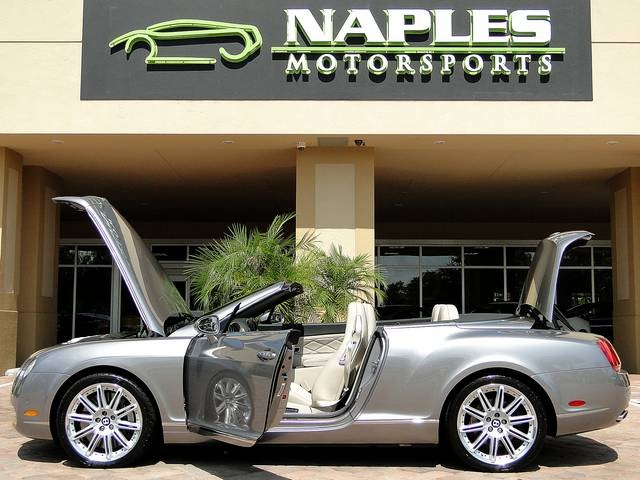 2008 Bentley Continental GT GTC - Photo 8 - Naples, FL 34104