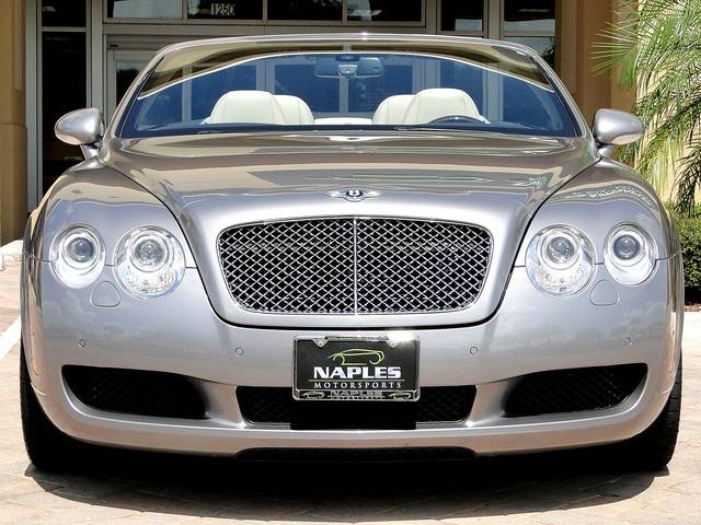 2008 Bentley Continental GT GTC - Photo 13 - Naples, FL 34104